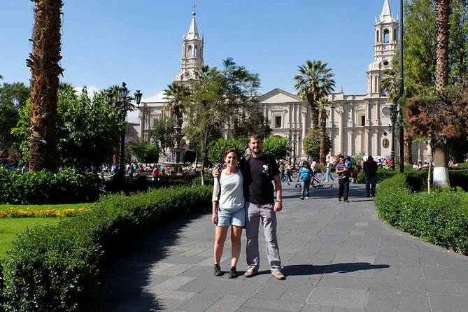 Monastery of Santa Catalina, Historic center and viewpoints of Arequipa.