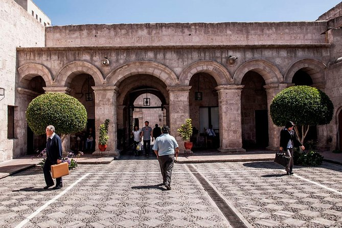 Sillar Route and Center historic in Arequipa photo 8