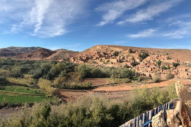 A Two-Day Trip To The Mountains And Berber Villages Of The High Atlas ...