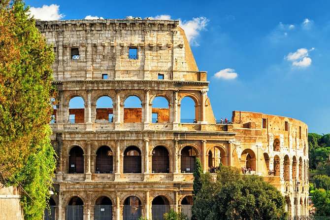Exclusive Guided Tour: Vatican City with Colosseum, Roman Forum & Palatine Hill