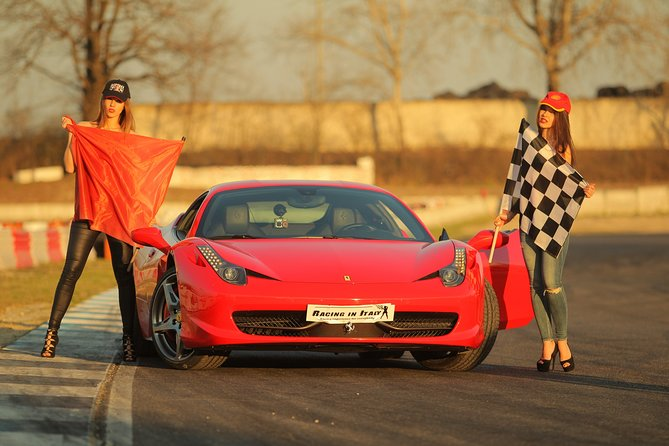 Racing Experience - Test Drive Ferrari 458 on a Race Track Near Milan