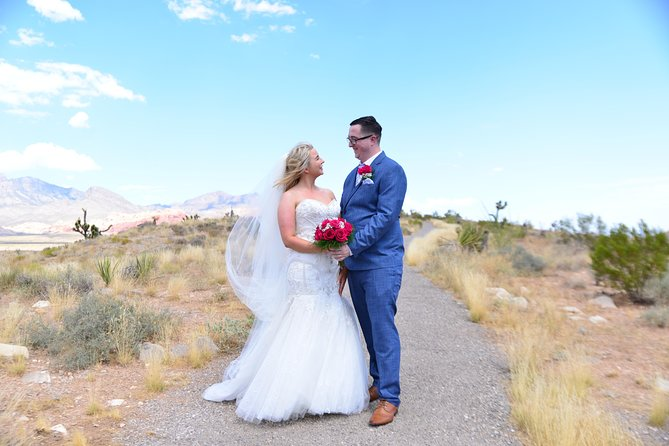 Red Rock Canyon Wedding by Private Limousine photo 9