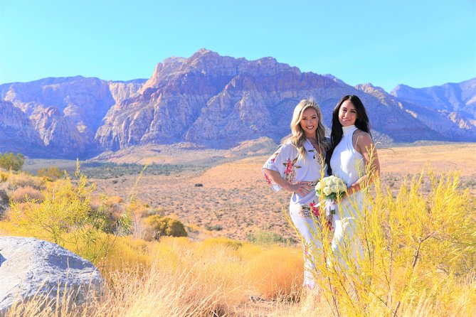 Red Rock Canyon Wedding by Private Limousine photo 4