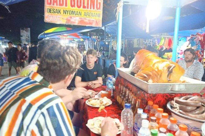 Ubud Night Traditional Market Food Tour