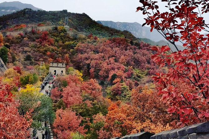 Beijing Airport Layover Tour to Mutianyu Great Wall