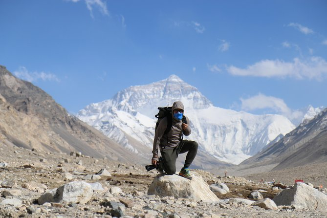 8 Days Lhasa to Mt. Everest (EBC in Tibet) Join-in Group Tour with 4-star Hotel