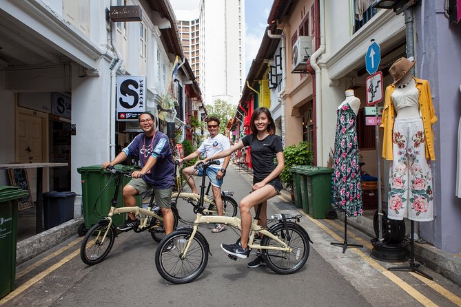 City Bike Tour: Adventures In The City