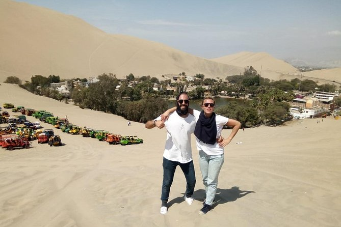 Ballestas Islands, Nazca Lines & Huacachina Oasis Private Tour from Lima