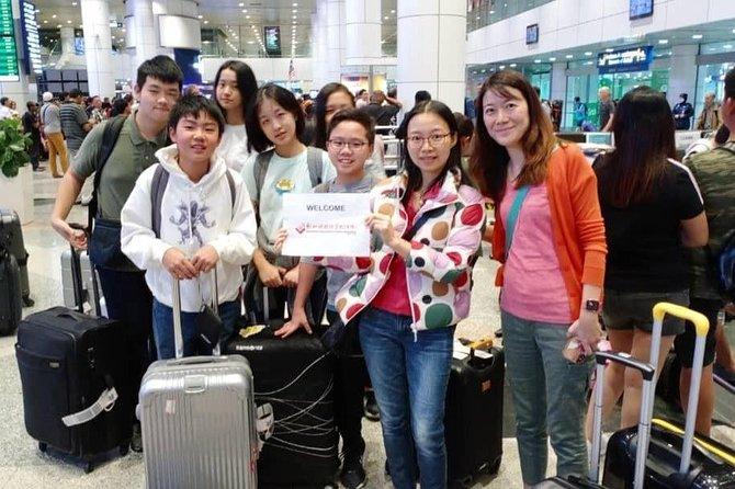 Kuala Lumpur Airport To Penang City
