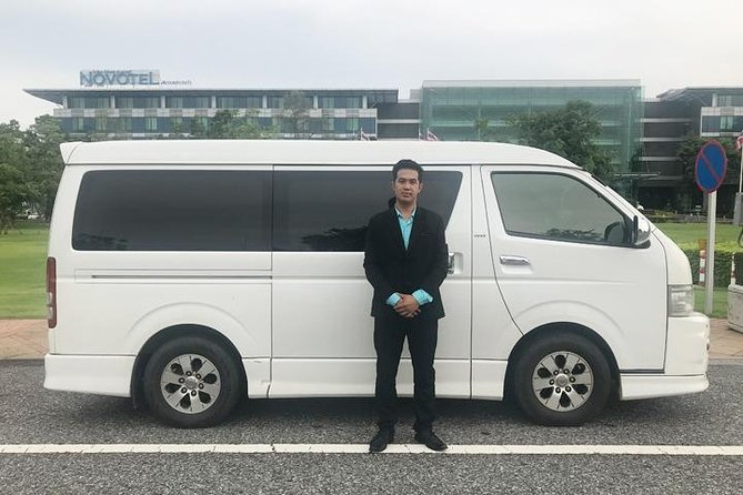 Private Airport Transfer by Van