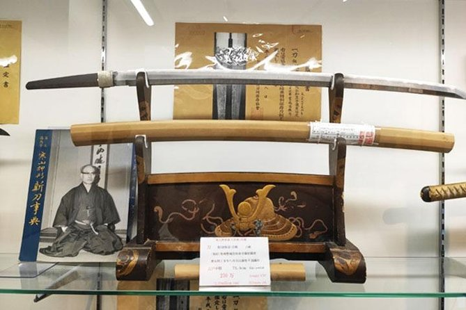 Tameshigiri (Japanese Swordsmanship)