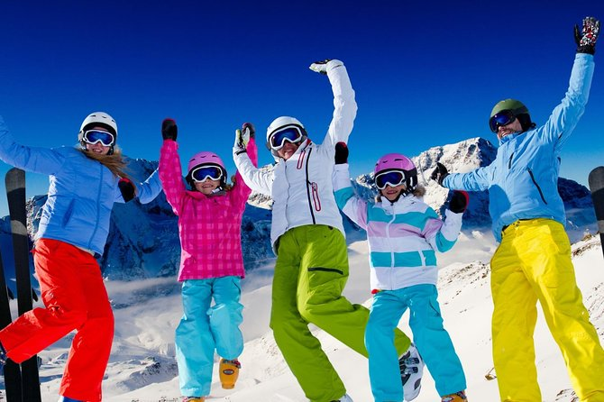 Shahdag Winter Skiing Tour