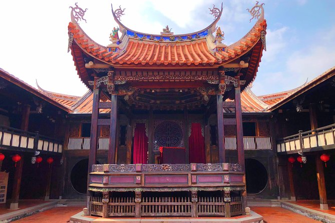 Taichung to Wufeng Lin Family Residence & Garden Tour