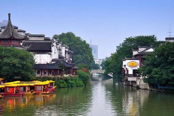Nanjing Private Customized Day Trip from Shanghai by Bullet Train