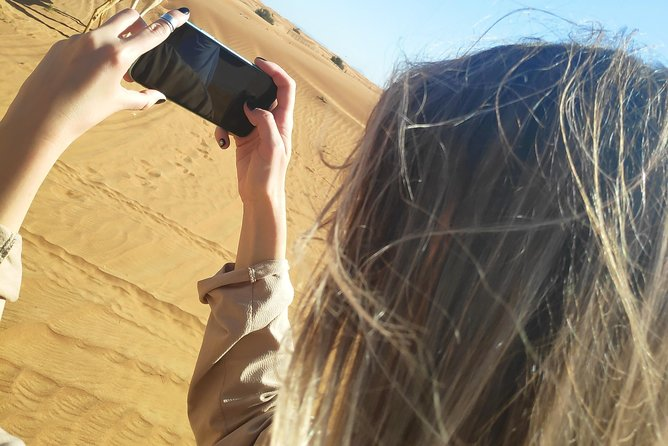 Morning Desert Safari – (Extreme Dune Drive)