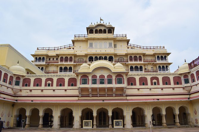 3 Days Golden Triangle Tour With 4 Star Hotel