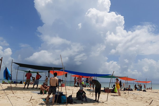 Prison Island & Nakupenda SandBank (Boat Trip)