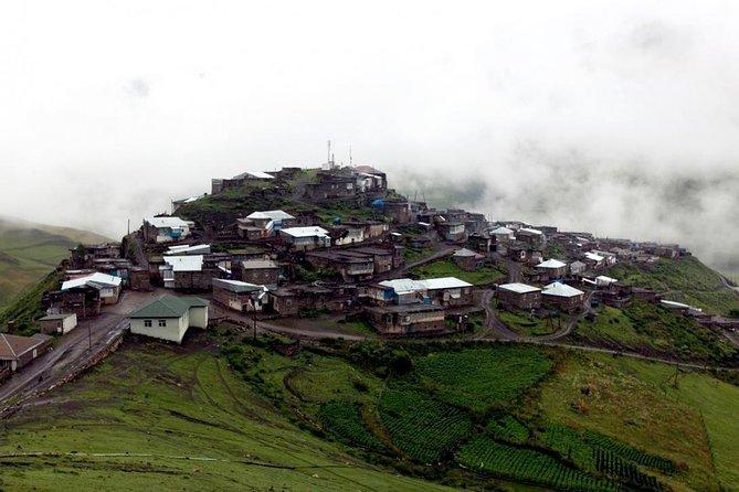 Khinalig village, Guba (Quba) Group Tour
