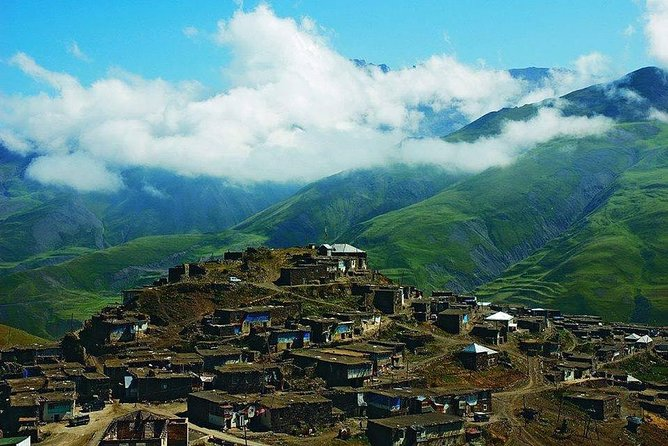 Khinalig village, Guba (Quba) Group Tour