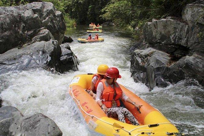 2 Days 1 Night Hainan Wuzhishan Mountain Canyon Rafting & Braver's Challenge