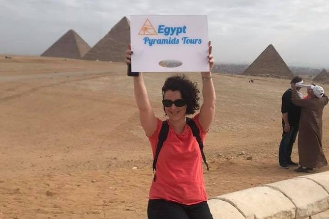 4- Hours Private Tour To Giza Pyramids With Camel Ride And Lunch From Cairo photo 8