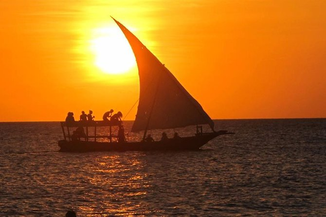 Nakupenda SandBank & SunSet Dhow Cruise photo 1