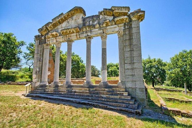 Explore Berat(UNESCO) and Apollonia from Tirana/Durres