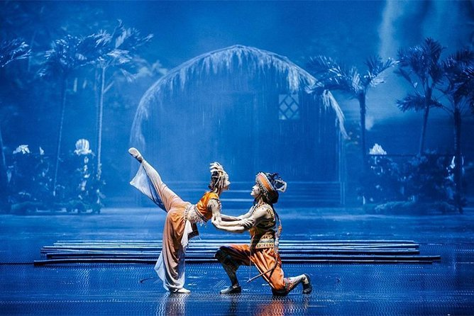 Ticket to Romance Park with a Sanya Legend Show & Round Trip Private Transfers