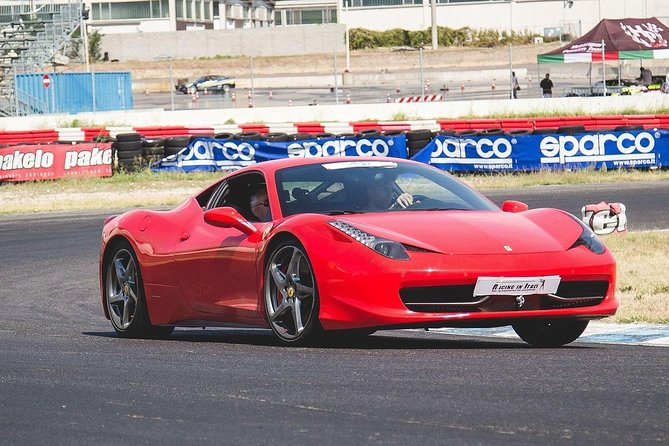 Racing Experience-Test Drive Race and Super Cars on a Race Track near Milan photo 19