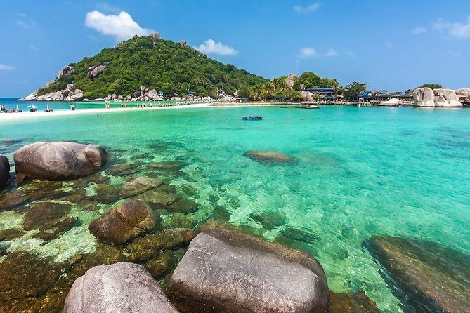 Koh Tao & Koh Nangyuan Snorkeling Trip by Speedboat (Entrance fee included) photo 12