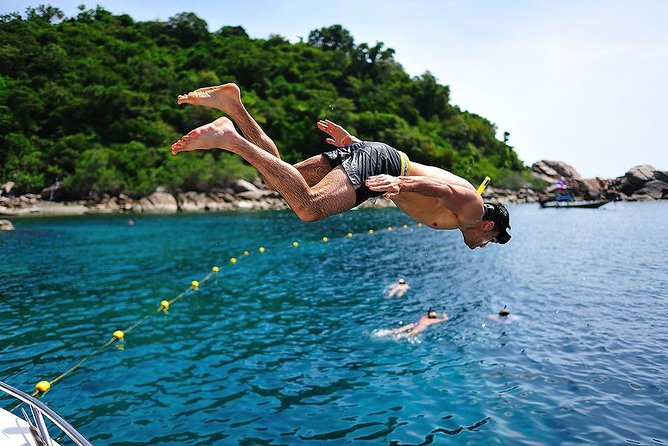 Koh Tao & Koh Nangyuan Snorkeling Trip by Speedboat (Entrance fee included) photo 9
