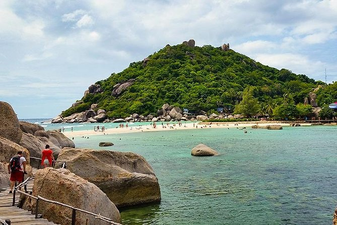 Koh Tao & Koh Nangyuan Snorkeling Trip by Speedboat (Entrance fee included) photo 13