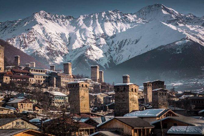 Private tour to Mestia - Ushguli - Svaneti - the magical mountains