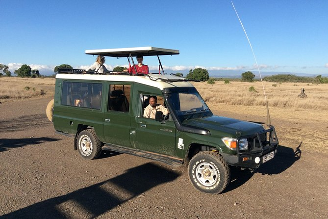 6 Days Amboseli, Lake Nakuru and Masai Mara photo 2