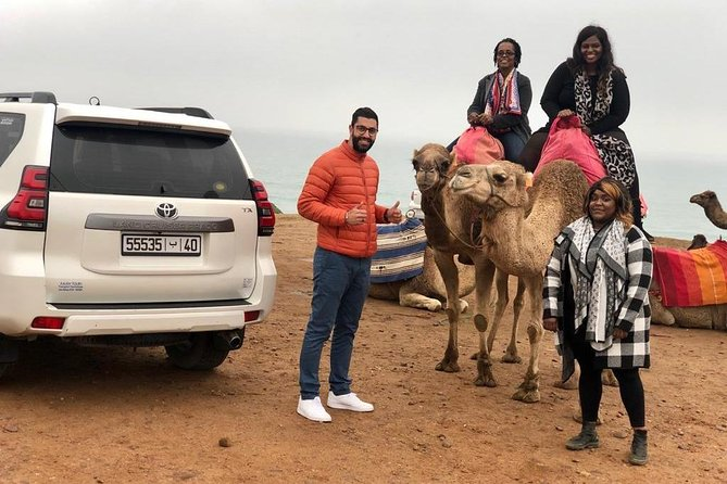 Tangier : Full day trip ; Cultural tour & Camel ride