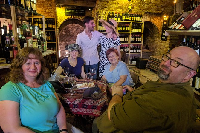 Tbilisi Walking Tour with Cable Cars, Wine Tasting and Traditional Bakery photo 7