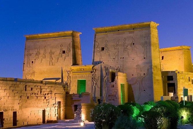 A Magical Night in Aswan Through The Nile
