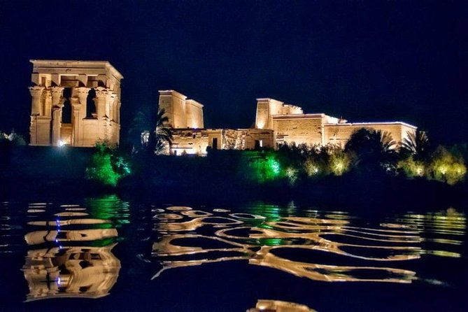 Tour to Philae sound & light show in Aswan