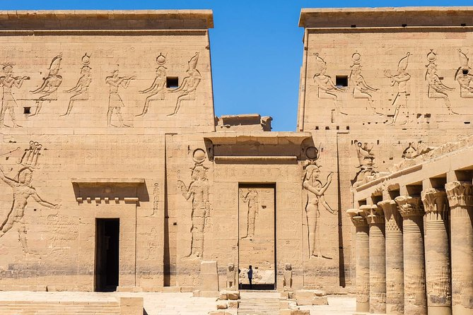 Explore Aswan Old and New (Philae Temple, Unfinished Obelisk& High Dam)