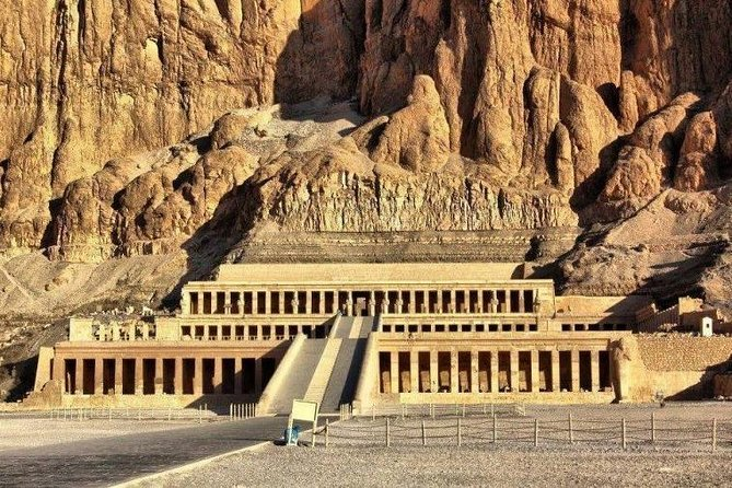 Journey Through Thebes - West Bank (Valley of the Kings, Hatshepsut & Memnon)