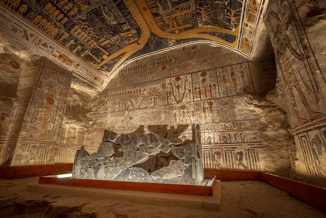 Explore Luxor- The World's Largest Open Air Museum (FD East & West)