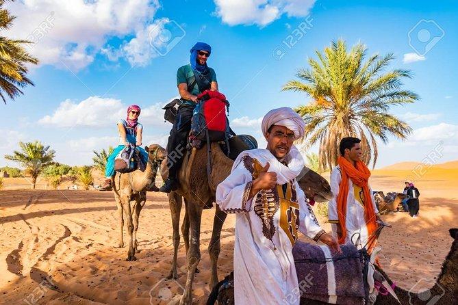 Morocco 4 days desert tour marrakech fes