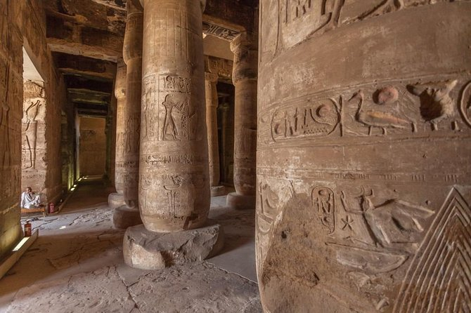 Private Full Day Tour Dendera & Abydos