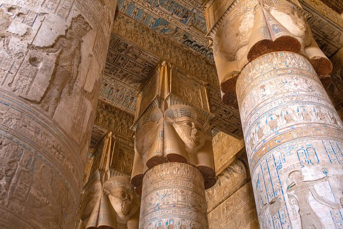 The Great Denderah Temple Complex
