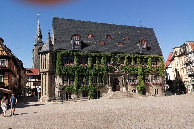 City tour-Quedlinburg