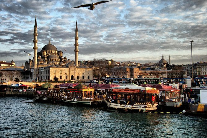 Small Group Istanbul Uncovered Walking Tour