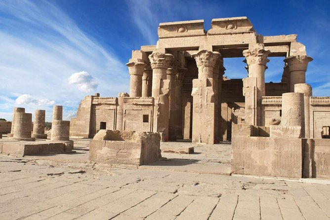Temple of Horus- Egypt's Best Preserved Temple & The Unusual Temple of Kom Ombo
