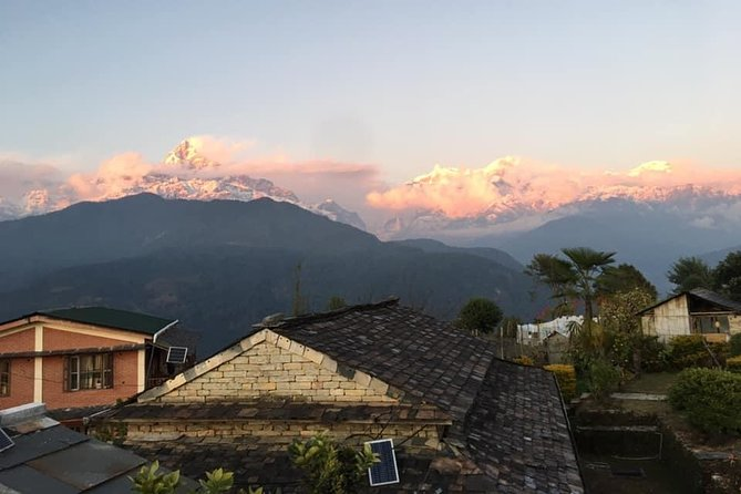 3 Days Astam,Hyanjakot And Dhampus Hiking From Pokhara photo 4