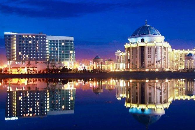 7 days in Dushanbe - Tajikistan