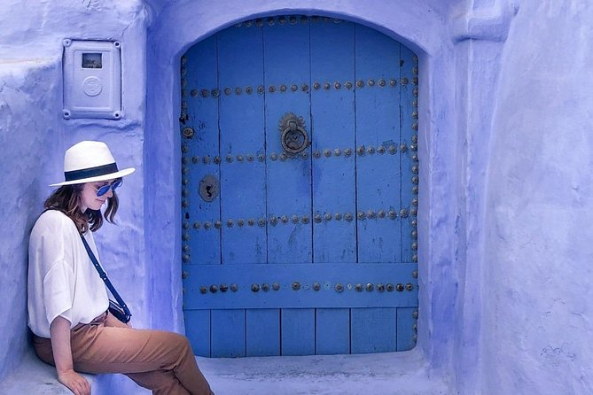 Chefchaouen Bleu City Day Trip from Casablanca.